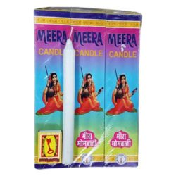 Meera-Candle-1-Number