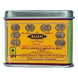 Bush-Apple-Green-Powder